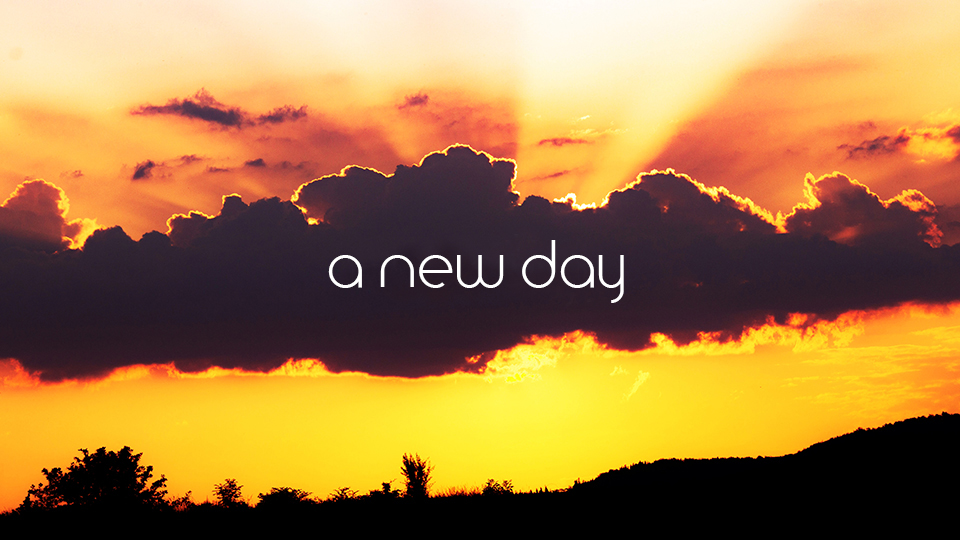 a new day slide