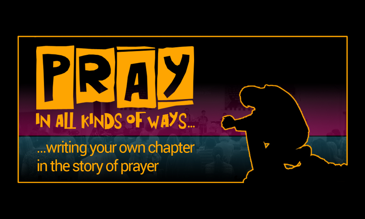 Pray Logo idea2